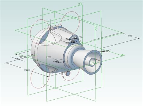 Drawing 3d In Autocad by 2d Drawings To 3d Model Conversion Services In Bangalore