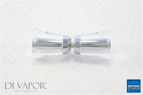 plastic shower door handle replacement di vapor r clear plastic shower door knob