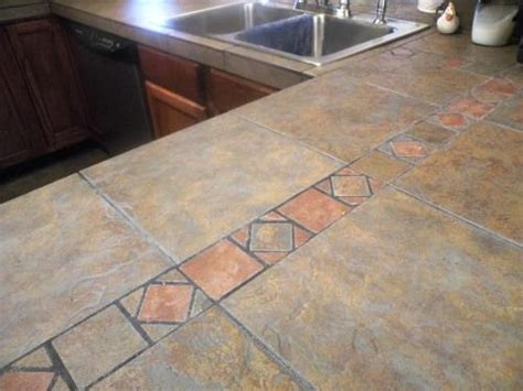 tile countertop ideas kitchen 27 best tile countertops images on pinterest bathrooms