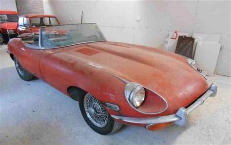 jaguar xke for sale craigslist running project 1969 jaguar e type roadster bring a trailer