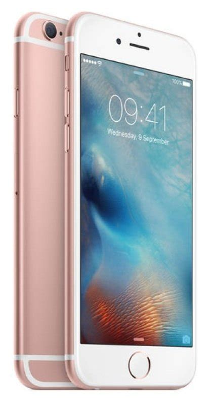 apple iphone 6s 32gb phone gold smartphones at ebuyer