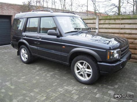 land rover discovery td5 fuel consumption 2004 land rover discovery td5 comfort engine 100 000 km