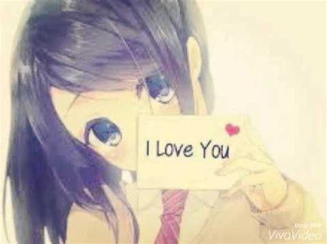 imagenes lindas de i love you garotas mais fofas de anime youtube