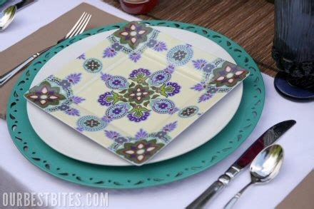 beautiful place settings beautiful place setting decor suited for a party