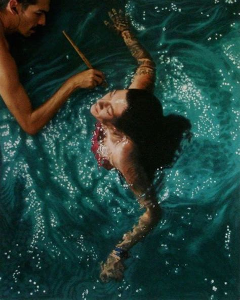 real painting incredibe level of hyperrealism in gustavo silva nunez s