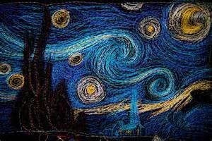 Starry Night Machinequilter The Starry Night