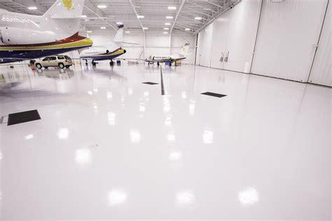White Epoxy Floors: The Perfect Sanitary Look