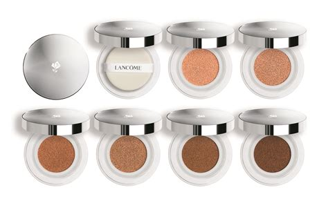 Lancome Cushion a miracle is coming lanc 244 me s miracle cushion foundation