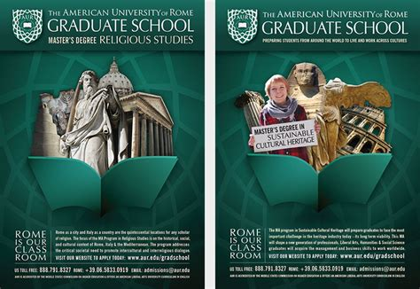 Https Www Usfca Edu Catalog Graduate School Of Management Mba Concentrations by The American Of Rome Graduate School Rya Kaufman