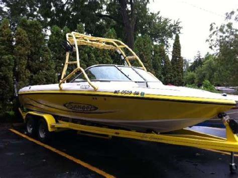 sanger v230 boat cover 2005 sanger v230 sold boats yachts for sale