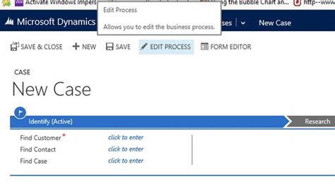 xamarin crm tutorial how to modify a business process in microsoft dynamics crm