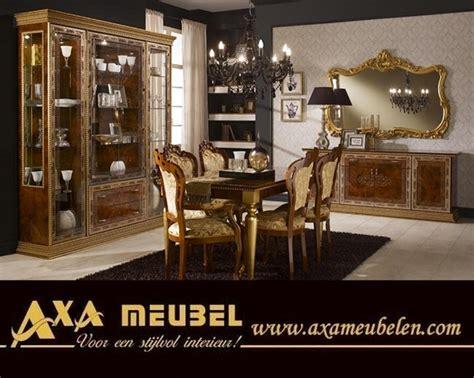 barok meubels in rotterdam italiaans barok hoogglans zwart goud woonkamer woiss meubels