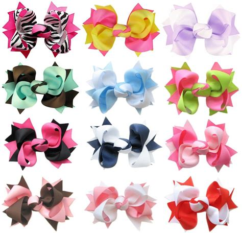 How To Make Different Types Of Hair Bows by Types Of Hair Bows Images Frompo