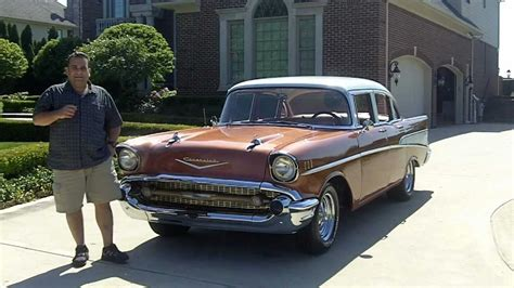 classic cars 4 sale 1957 chevy bel air 4 door classic muscle car for sale in