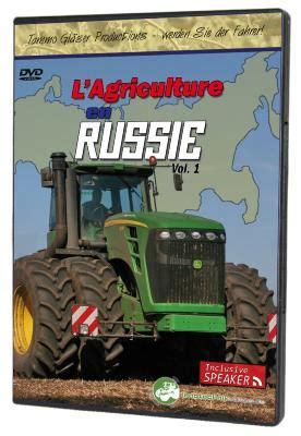 dvd l agriculture en russie vol 1