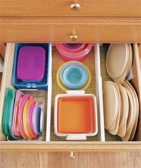 How To Organize Tupperware Drawer by File Plastic Containers 24 Smart Organizing Ideas For