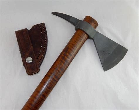 Handmade Tomahawk - forged tomahawks