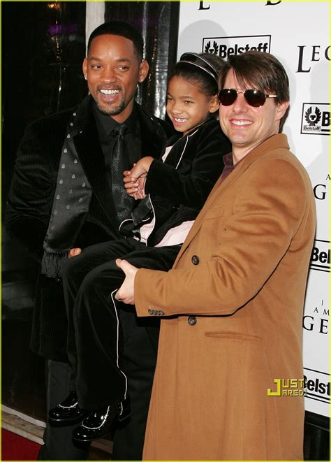 Pinkett Supports Tom Cruise by Tom Cruise And Will Smith Are Legends Photo 797451