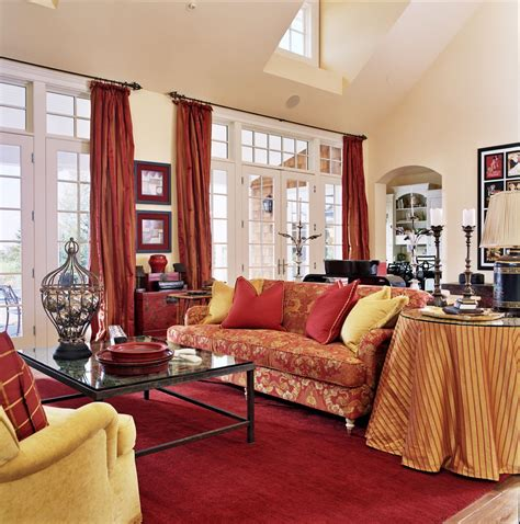 living room decorating 25 red living room designs decorating ideas design