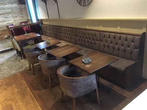 banquette seating  restaurants booth seating bars clubs