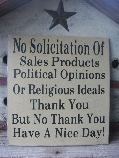 1000 Ideas About No 1000 ideas about no soliciting signs on no