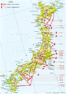 japan map us navy bases bases in japan map