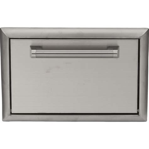 25 inch drop in kitchen coyote 25 inch stainless steel drop in ice bin cooler
