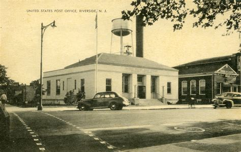 Us Post Office Riverside Ca by Riverside Nj Images Historical Society Of Riverton Nj