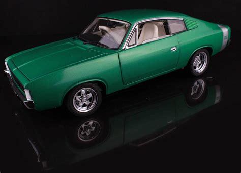 green opal car 1 18 e38 charger custom green metallic opal