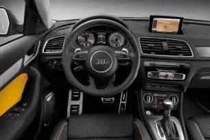 Audi Q3 Interior Pictures Photo Q3 Jinlong Yufeng Interieur