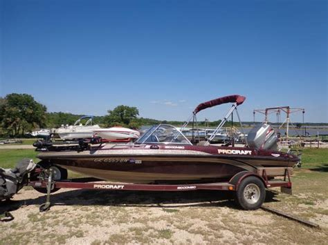 fish and ski boats for sale in oklahoma pro craft boats for sale in oklahoma