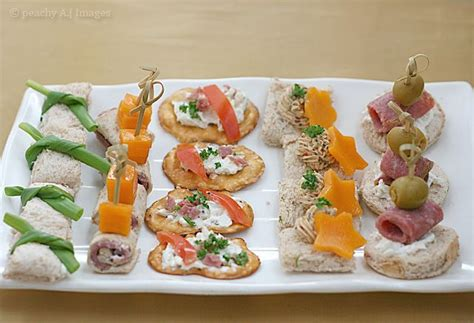 traditional canapes pretty canap 233 s nom nomz