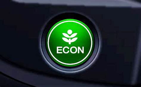 Honda Econ Button by Econ Button Honda Insight