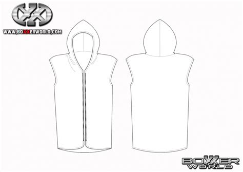 sleeveless shirt template get templates boxxerworld