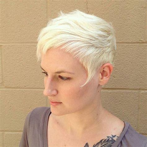 ways  rock  pixie cut  fine hair easy short