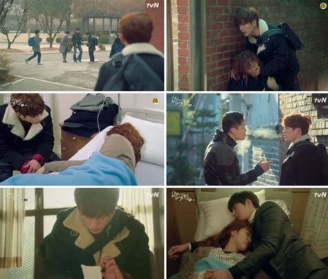 film korea cheese in the trap ask k pop episode 13 captures for the korean drama cheese
