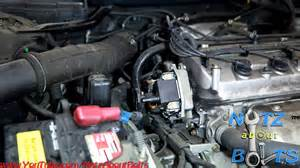 1998 Honda Accord Distributor 1998 2002 Honda Accord Distributor Cap And Rotor Remove