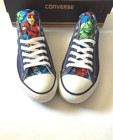 marvel shoes for converse shoes s s