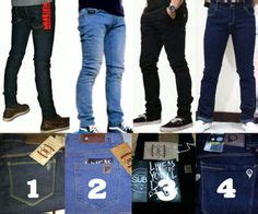 Celana Pensil levis bandung and ariel on