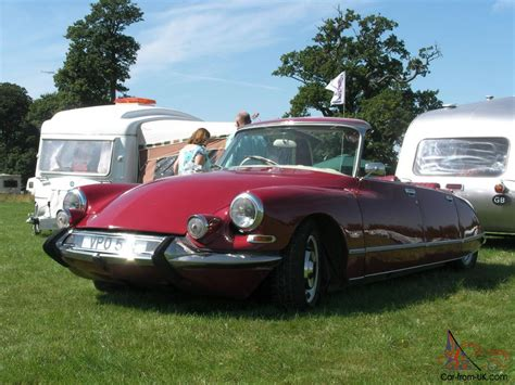 Citroen Ds Cabriolet by Citroen Ds Convertible Car Classics