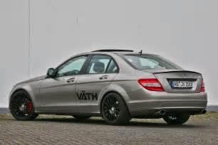Mercedes C200k Vath Tunes The Mercedes C200 Kompressor