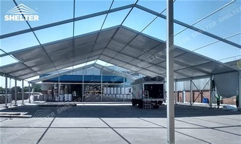 Tenda Roder warehouse tent storage tent shelter structures