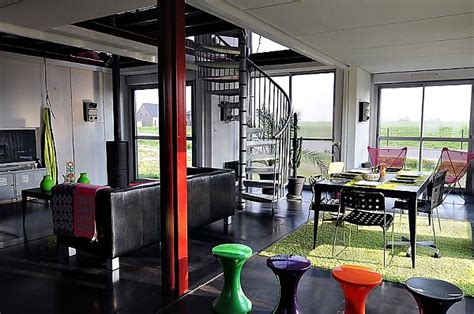Shipping Container Homes Interior Design by Eco House Made From Shipping Containers