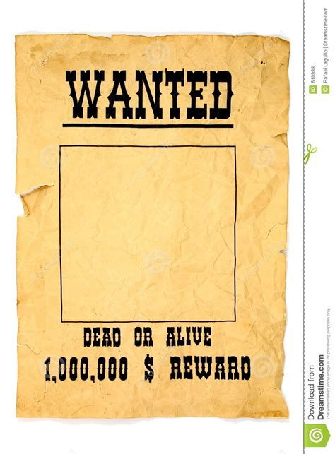 Wanted Sign Clipart free western wanted poster clip 28