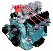 Ford Engines  Essex V6 Engine 1966 81