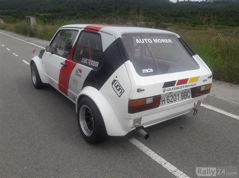 Golf 1 Rally Auto by Vender Golf Gti Mk1 1 6 Rally Autos Verkaufen