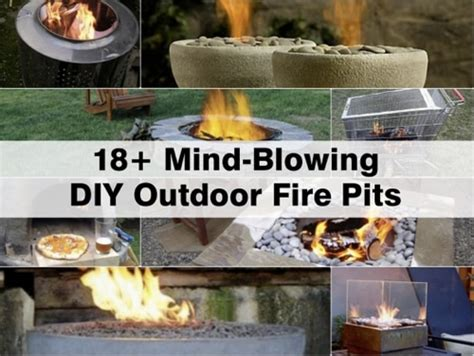 how to build a backyard fire pit cheap how to build a modern outdoor fire pit homestead survival