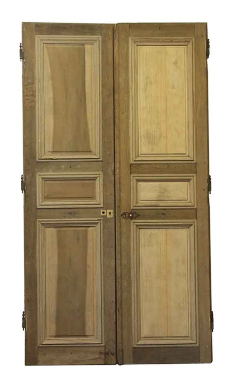 Oversized Interior Doors 19th Century Provincial Oversized Doors Olde Things