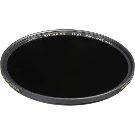 B W 60mm Mrc 106m Solid Neutral Density 1 8 Filter Lensa 6 Stop b w 60mm xs pro mrc nano 810 solid neutral density 3 0 1089247