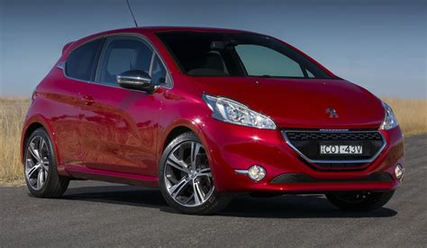 peugeot models and prices peugeot 208 gti gets price cut ahead of 2016 model launch